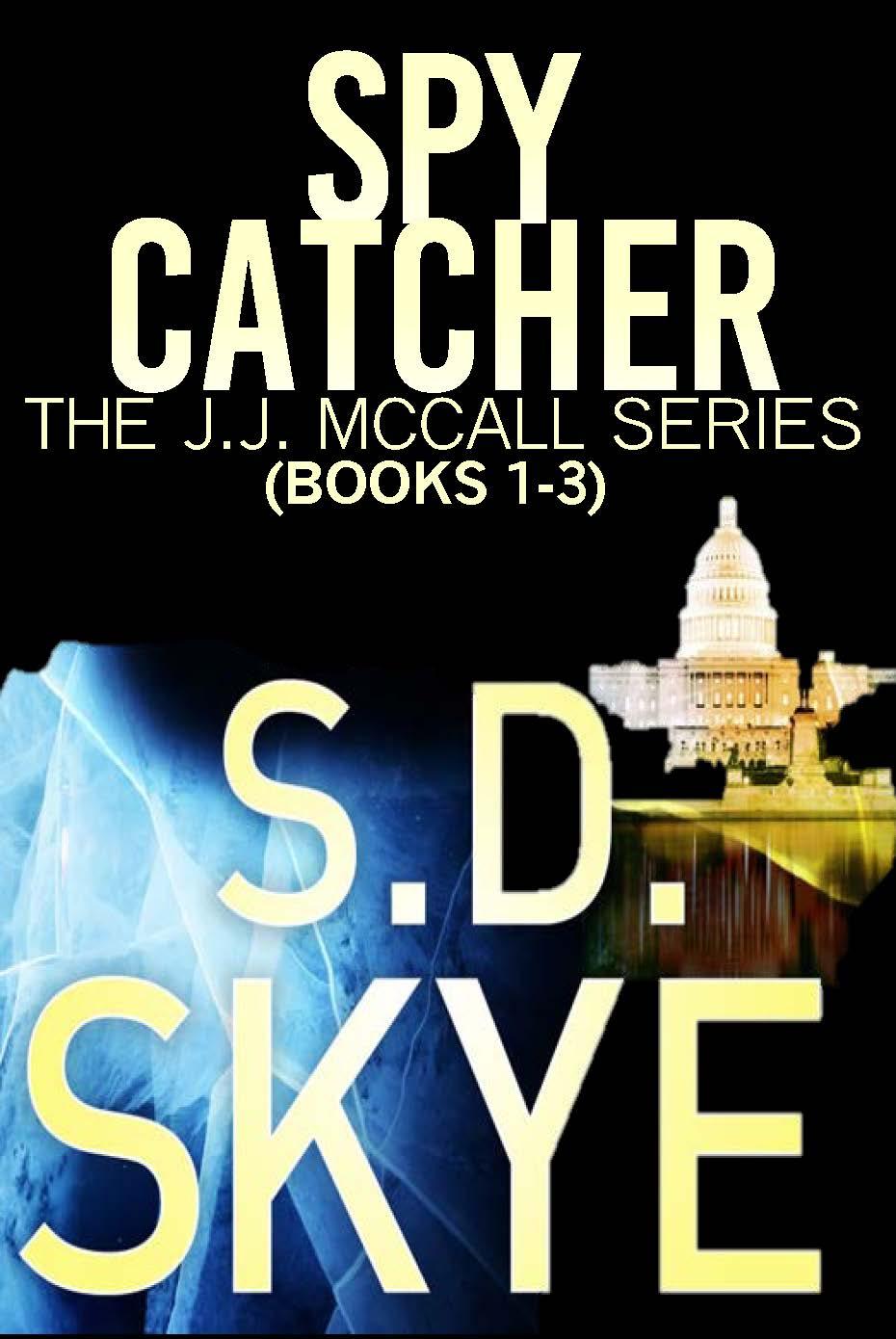 New SpyCatcher Cover-2